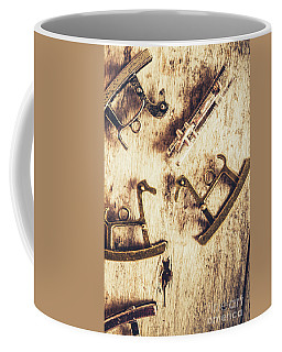 Flashback From The Wooden Toy Box Coffee Mug