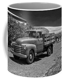 Flat Bed Chevrolet Truck Dsc05135 Coffee Mug