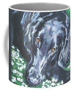 Flat Coated Retriever Coffee Mug