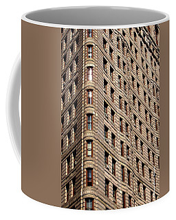 Flat Iron Coffee Mug