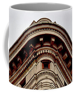 Flatiron Building Detail Coffee Mug