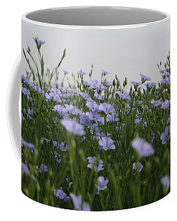 Flax V Coffee Mug