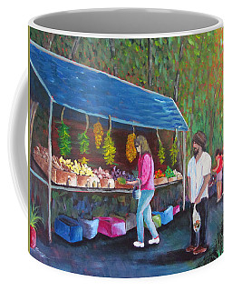 Flea Market Coffee Mug