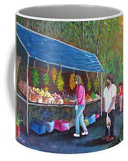 Flea Market Coffee Mug