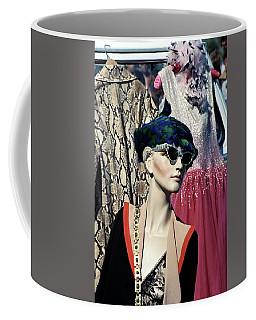 Flea Market Style Coffee Mug
