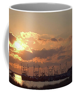 Fleet Coffee Mug by Newwwman