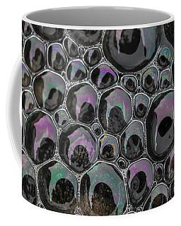 Fleeting Bubbles In The Surf Coffee Mug