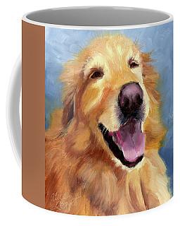 Fletcher Laughing Coffee Mug