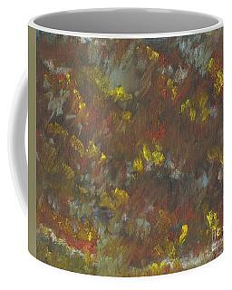 Fleurs Coffee Mug