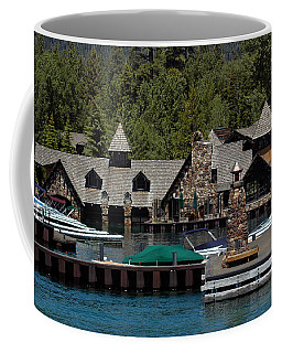 Fleur De Lac Mansion The Godfather II Coffee Mug
