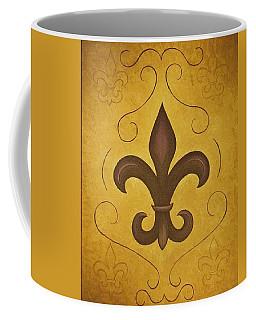 Fleur De Lis II Coffee Mug