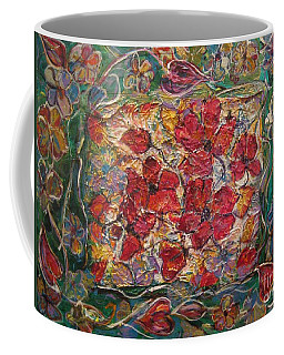 Fleur De Mon Ami Coffee Mug