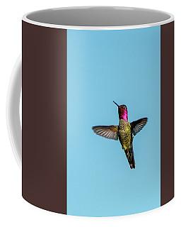Flight Of A Hummingbird Coffee Mug