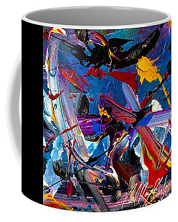 Flight Of A Huming Bird Coffee Mug
