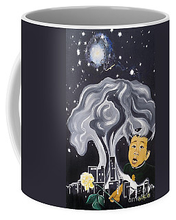 Flying Lamb Productions                Flight Of Hope Coffee Mug