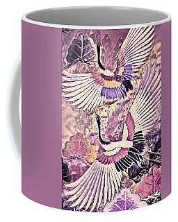 Flight Of Lovers - Kimono Series Coffee Mug