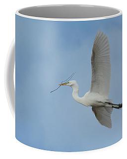 Flight Path Coffee Mug by Fraida Gutovich