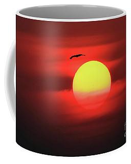 Flight To The Sun Coffee Mug