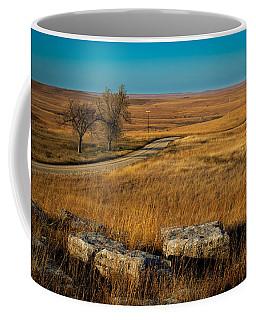 Flint Hills Two Trees Coffee Mug