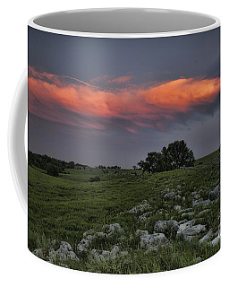 Flinthills Sunset Coffee Mug