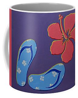 Flip Flops Coffee Mug