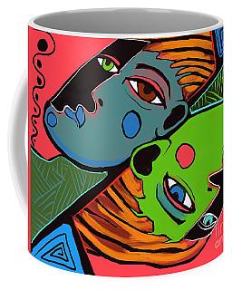 Flip Side Coffee Mug
