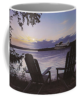 Float Plane Coffee Mug