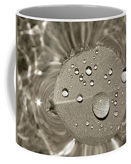 Floating Droplets Coffee Mug