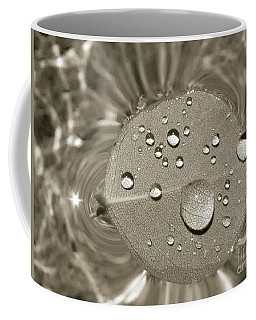 Floating Droplets Coffee Mug