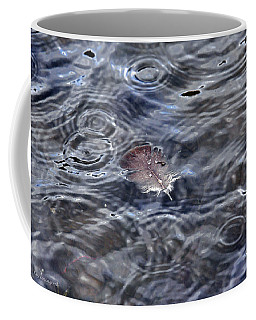 Floating Feather Coffee Mug