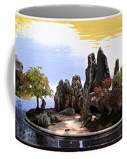 Floating Island Coffee Mug
