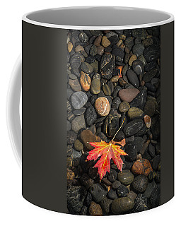 Floating Leaf Coffee Mug