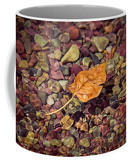 Floating Leaf Coffee Mug