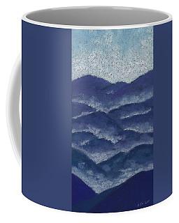 Floating Mist Coffee Mug
