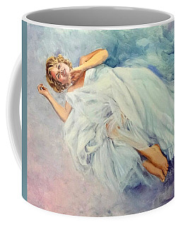 Floating On A Dream Coffee Mug