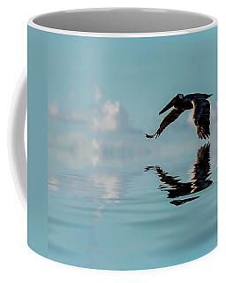 Floating On Air Coffee Mug by Cyndy Doty