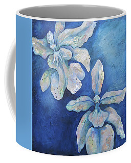 Floating Orchid Coffee Mug