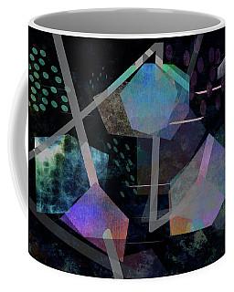 Floating Original Abstract Art Coffee Mug