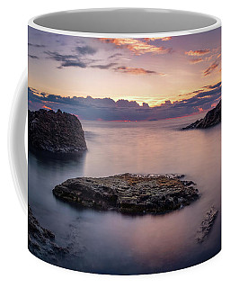 Floating Rocks Coffee Mug