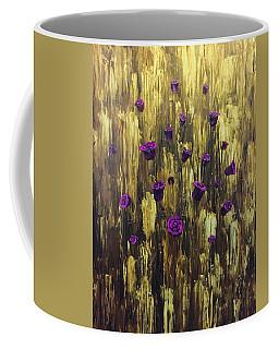 Floating Royal Roses 1 Coffee Mug