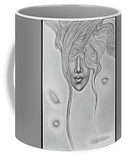 Floating Sorrow Coffee Mug