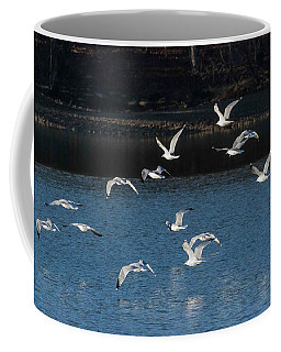 Flock Of Them Coffee Mug