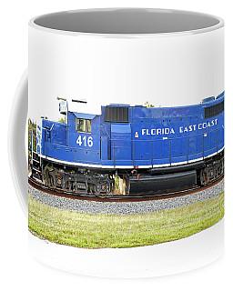 Floirda East Coast Engine Coffee Mug