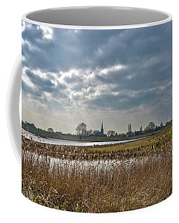 Floodplains Near Culemborg Coffee Mug