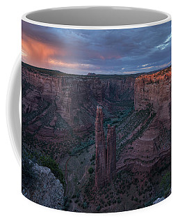 Floor Of Canyon De Chelly Arizona Coffee Mug