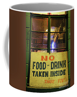 Coffee Mug featuring the photograph Floores Country Store And Dance Hall by Joe Jake Pratt