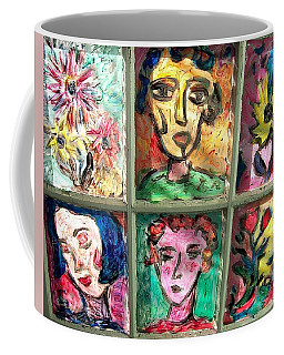 Flora Facc Coffee Mug