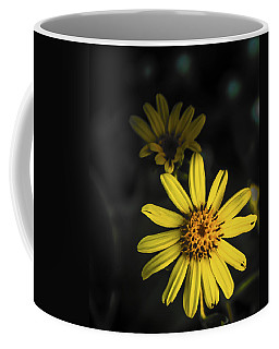 Flora In Yellow Coffee Mug