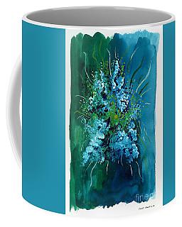 Floral 6 Coffee Mug