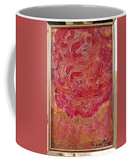 Floral Abstract 1 Coffee Mug